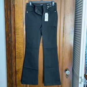 Express High Rise Luxe Polished Denim NWT